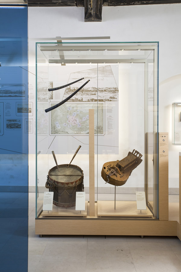 Heinrich-Schütz-Haus Weißenfels | Instruments used by town pipers and travelling musicians