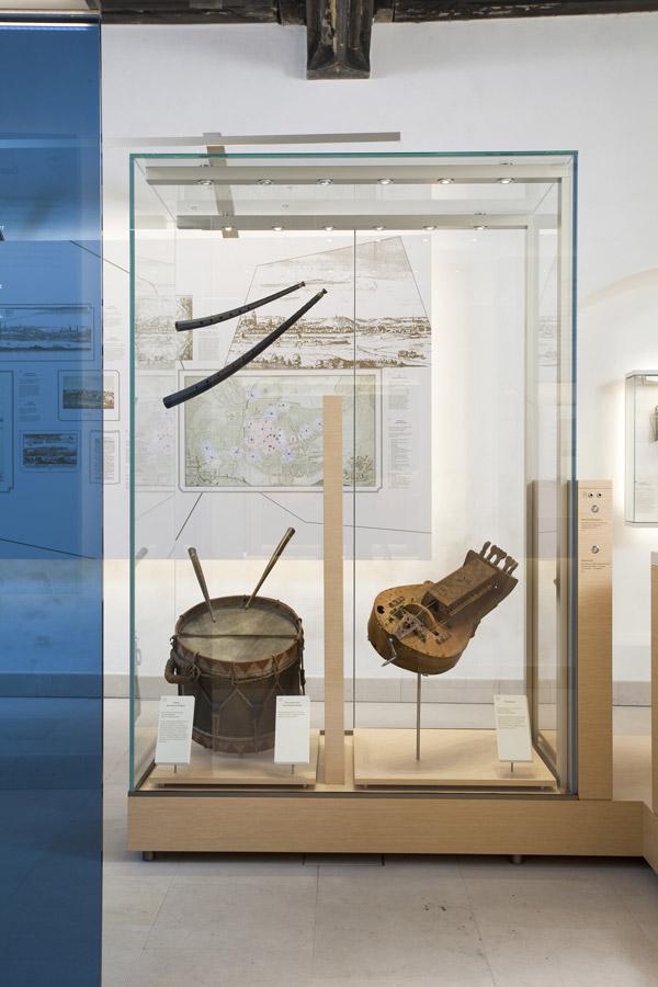 Heinrich-Schütz-Haus Weißenfels | Instrumente der Stadtpfeifer und fahrenden Musiker