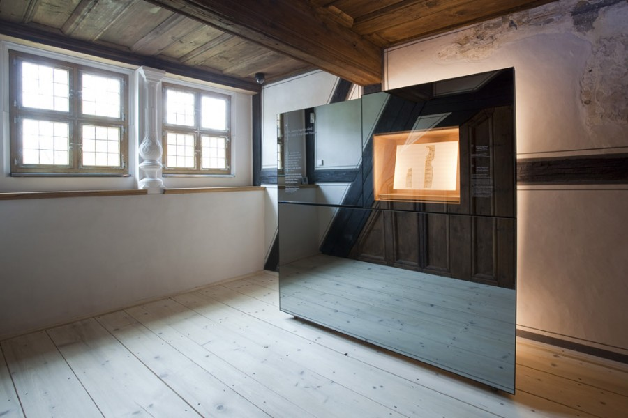 Heinrich-Schütz-Haus Weißenfels | Komponierstube