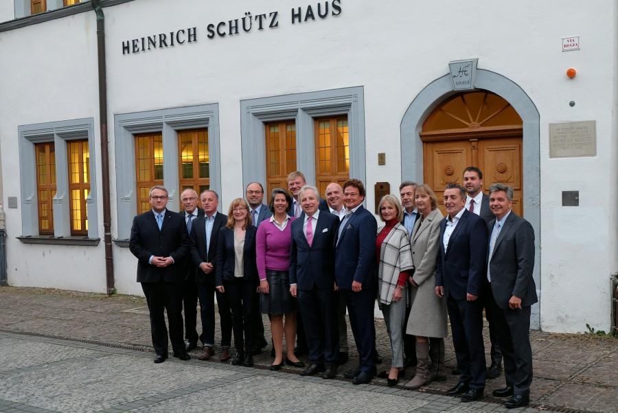 Heinrich-Schütz-Haus Weißenfels | Kuratorium