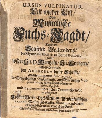 Heinrich-Schütz-Haus Weißenfels | Stadtbibliothek im Schütz-Haus