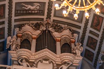 Heinrich-Schütz-Haus Weißenfels | Klangreise: Cembalo – Orgel – Saxophon