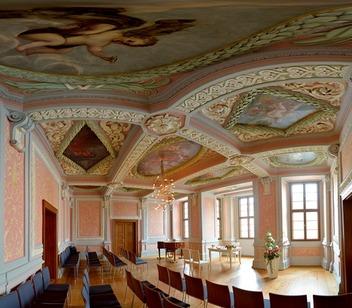 Heinrich-Schütz-Haus Weißenfels | Ich sehe dich in tausend Bildern